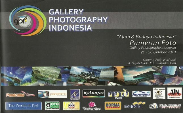 brosur pameran